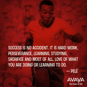 Pele Quote Weekend Motivation Winner