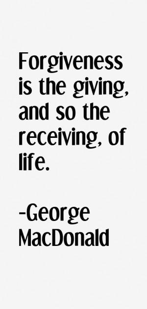 George MacDonald Quotes & Sayings