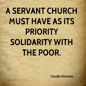 claudio hummes claudio hummes a servant church must have as its jpg