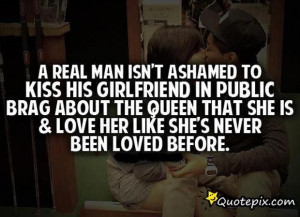 Quotes About Being a Real Man