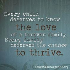 adopt rock foster care quote foster parent