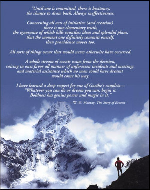 commitment and doubt is by no means an antagonistic one. Commitment ...