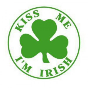Kiss Me! I'm Irish!