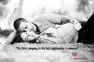 Best thirst company in relationship is romance