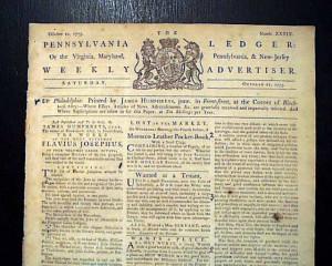 Details About ETHAN ALLEN American Patriot CAPTURED Revolutionary War