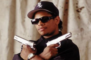 Eazy-E will joined Tupac Shakur in an elite group of dead music icons ...