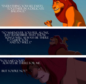 Lion King Quotes HD Wallpaper 4