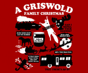 Christmas Vacation Quotes T-Shirt
