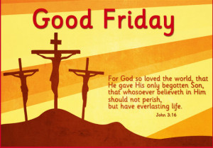 good friday religious quotes good friday sms quotes and good friday ...