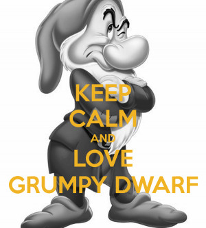 Grumpy Dwarf Guise