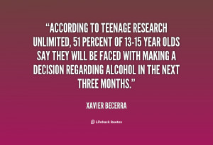 quotes about teenage year