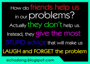 Tagalog Quotes About Friendship How do friends help us in our