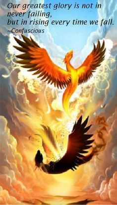 the Phoenix should make the greatest symbol for fibromyalgia. In ...
