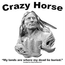 Crazy Horse: My Lands Poster