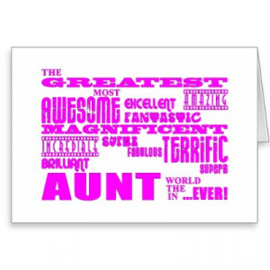 Related Pictures niece quotes aunt sayings about aunts funny nieces ...