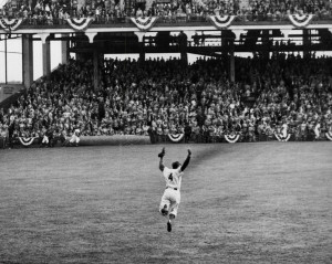 """The only real game, I think, in the world is baseball."""" –Babe Ruth ..."""