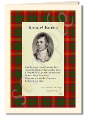 Burns Quotes RB01-001