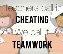 Quotes About Cheating In School cheating exams funny school