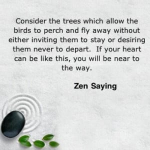 The tree #zen