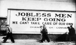 The Great Depression- (1929- 1939)