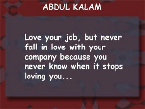 Quotes-Love your job - Famous Quotations, Daily Motivation ...
