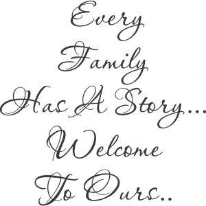Funny family stories essay