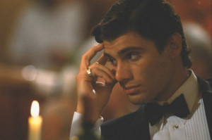 Previous Next Tony's best friend Manny Ribera, played by Steven Bauer ...