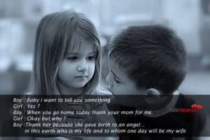boy quotes cached dealing with these cute quotes ear momentum mother ...