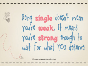 Cry Good About Being Single