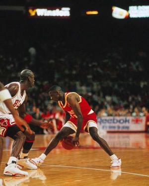 Old Rockets Showdown...