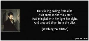 More Washington Allston Quotes