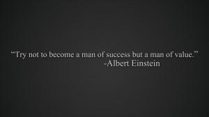 Albert Einstein motivational quote