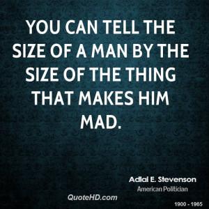 Adlai E. Stevenson Quotes