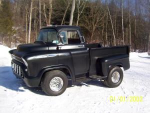 1957 Chevy COE Truck