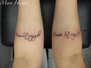 tattoo middot tattooable this too shall pass quote without struggle ...