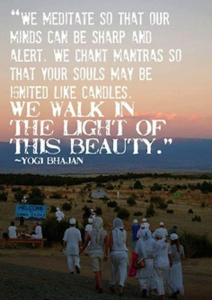 ... 30 Yogi Bhajan Picture Quotes To Get You In Touch With Your Inner Self