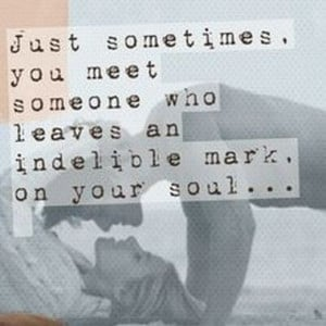 you marry your soul mate it is meant to be