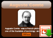Auguste Comte quotes