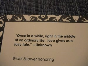 bridal shower quotes bridal shower quotes bridal shower quotes bridal ...