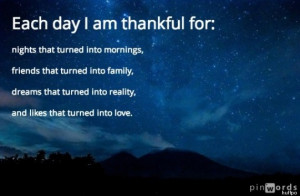 How Giving Thanks Will Help You Stress Less