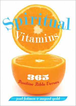 ... Gifts for Caregivers > Spiritual Vitamins: 365 Positive Bible Verses