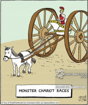 history-chariot-roman-roman_empire-ancient_rome-horse-gra051114_low ...