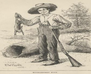 irony in huckle finn Year published: 1884 language: english country of origin: united states of america source: twain, m (1884)the adventures of huckleberry finn charles l webster and company.