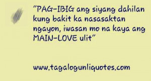 Looking for quotes about broken hearted tagalog? Here is the best ...