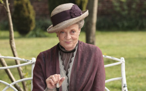 Maggie Smith's Top 10 Downton Abbey Quotes: 'What Is a Weekend?'