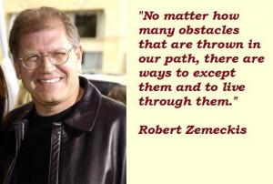 Robert zemeckis quotes 4