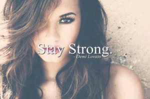 demi lovato, inspirational, quotes