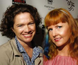 Heather Langenkamp 2012 & Staci picture