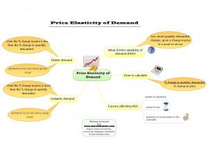 Price Elasticity of Demand Example