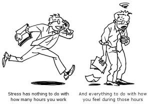 Good Stress and Bad Stress / Selye: eustress and distress
